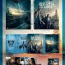 Maze Runner: The Death Cure (KimchiDVD Exclusive) FULL SLIP [WORLDWIDE]
