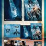 Maze Runner: The Death Cure (KimchiDVD Exclusive) LENTICULAR [WORLDWIDE]