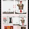 Isle of Dogs (Weet Collection Number 5) (Blu-ray Steelbook) LENTICULAR