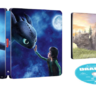 How To Train Your Dragon 4K UHD Blu-ray Steelbook