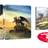 How To Train Your Dragon 2 4K UHD Blu-ray Steelbook