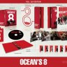 Ocean's 8 (Blu-ray SteelBook) (HDzeta Special Edition Silver Label) [China]( Fullslip)