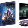 Guardians of the Galaxy 4k UHD Blu-ray Steelbook