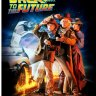 BACK TO THE FUTURE PART III 3D Lenticular Magnet for Steelbook