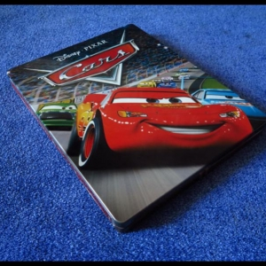 Cars Blu-ray Steelbook BB Exclusive