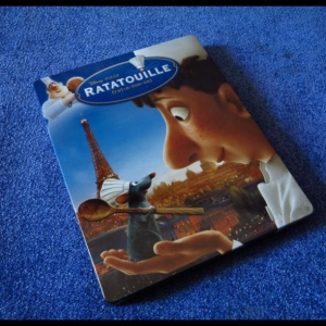 Ratatouille Blu-ray Steelbook BB Exclusive