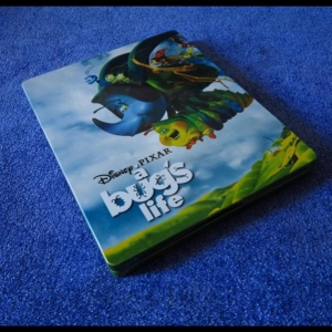 Bugs Life Blu-ray Steelbook BB Exclusive