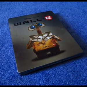 Wall-E Blu-ray Steelbook BB Exclusive
