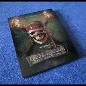 Pirates of the Caribbean: The Dead Man's Chest Blu
