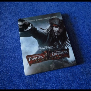Pirates of the Caribbean: At World's End Blu-ray S