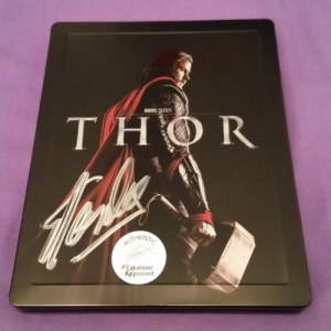 Thor UK HMV Steelbook