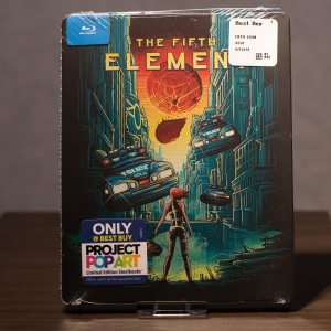 5th Element BestBuy USA Steelbook