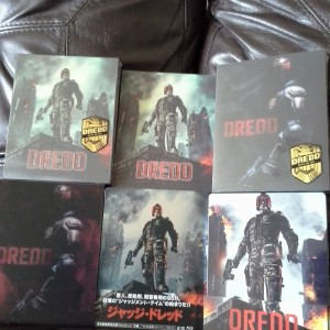 ALL Steel Dredd