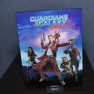 Guardians of the Galaxy 2 Zesty Custom Slipcover Lenticular