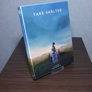 Take Shelter Lenticular Plain Archive Exclusive Slipcover Korea
