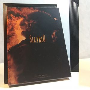 Sicario Plain Archive Korea Slipcover Bluray
