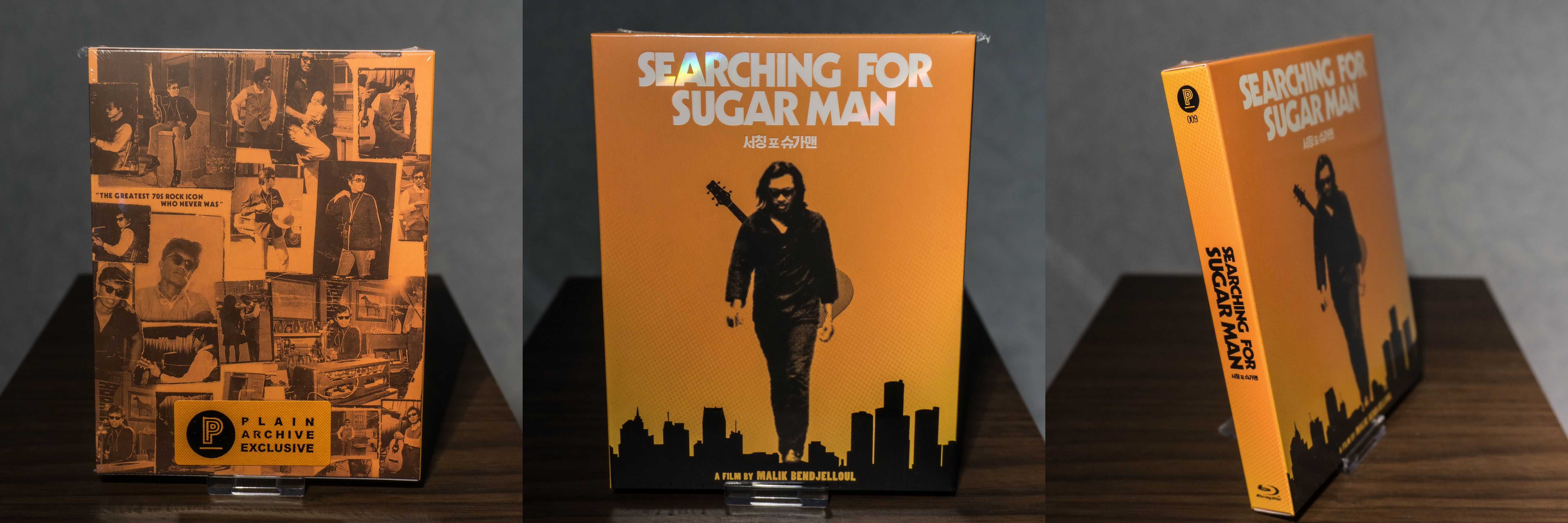 a review of searching for sugar man a 2012 swedish british documentary film by bendjelloul Film review – searching for sugar man (2012) 4 stars a documentary about the mysterious rodriguez directed by swedish-british filmmaker malik bendjelloul.
