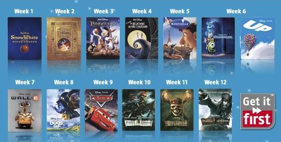 Disney Blu Ray Steelbooks Hi Def Ninja Blu Ray