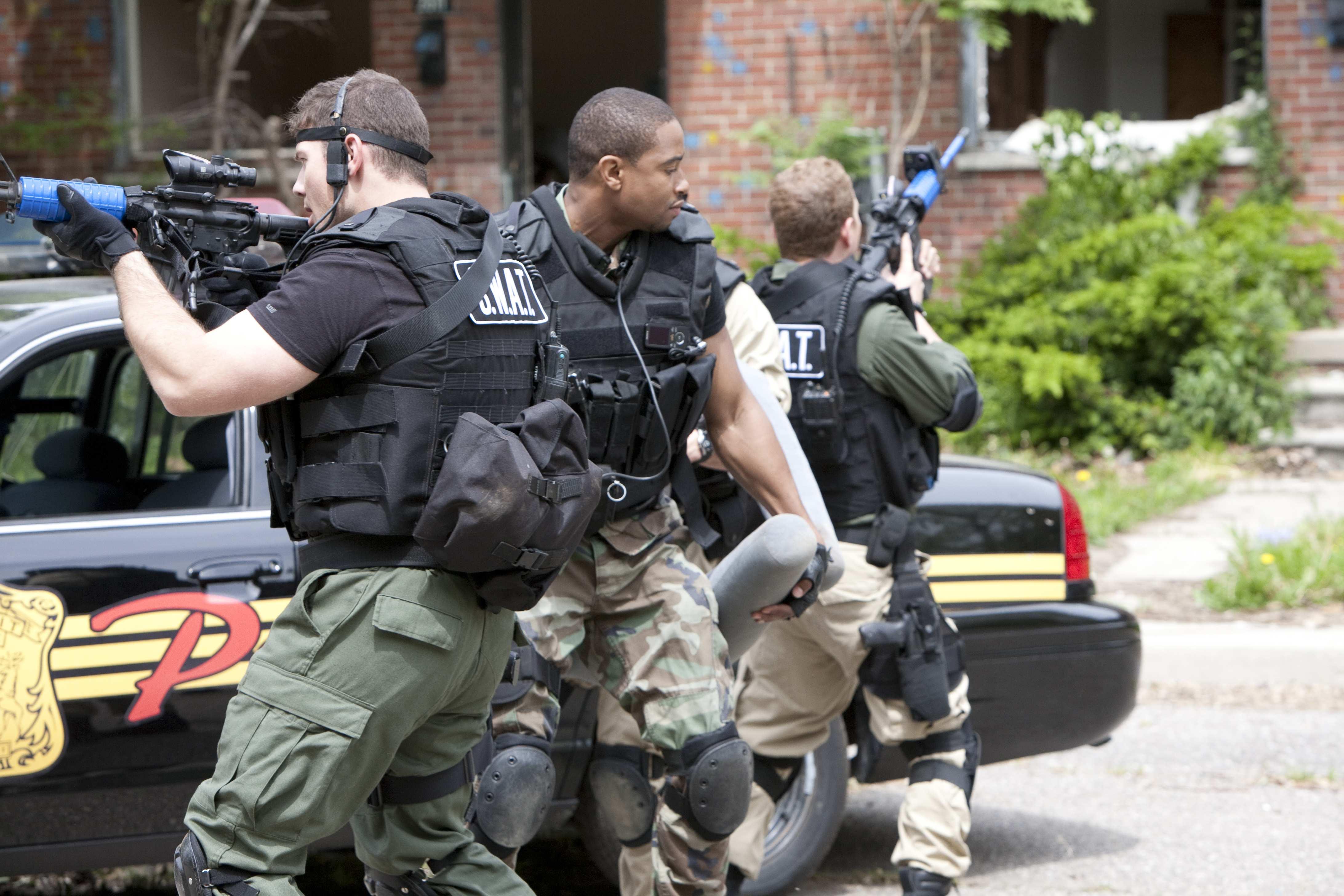 Swat Firefight