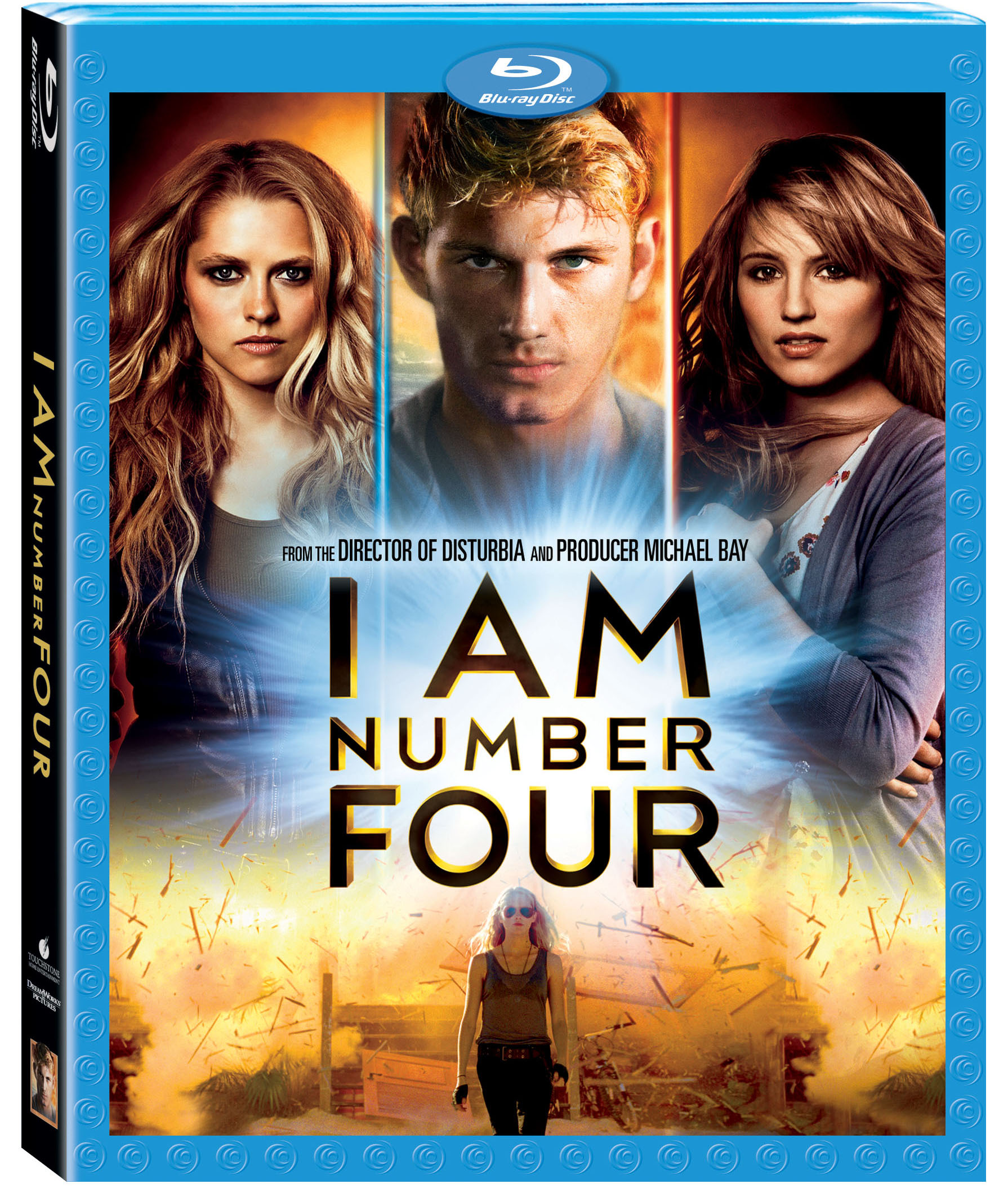 I Am Number Four Coming To Blu-ray