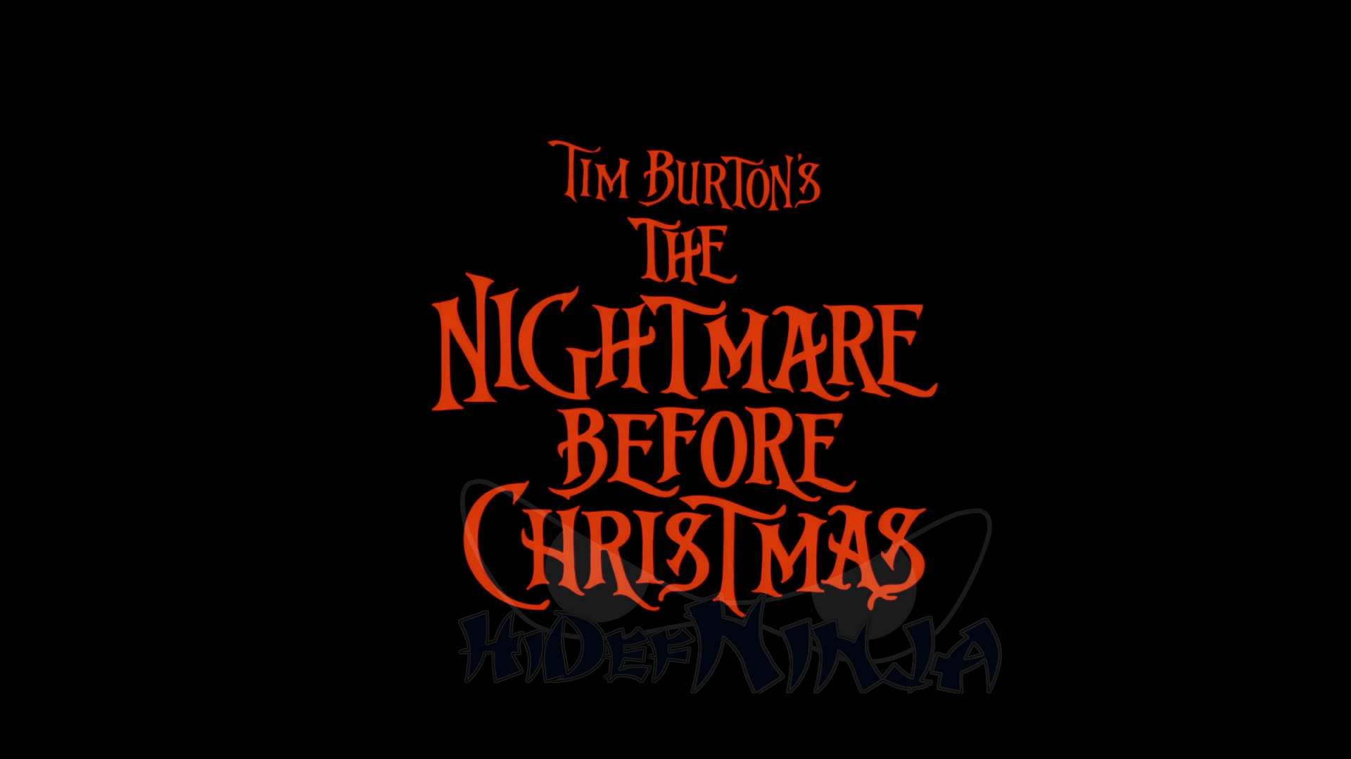 The Nightmare Before Christmas 3D Blu-ray Review | Hi-Def Ninja ...