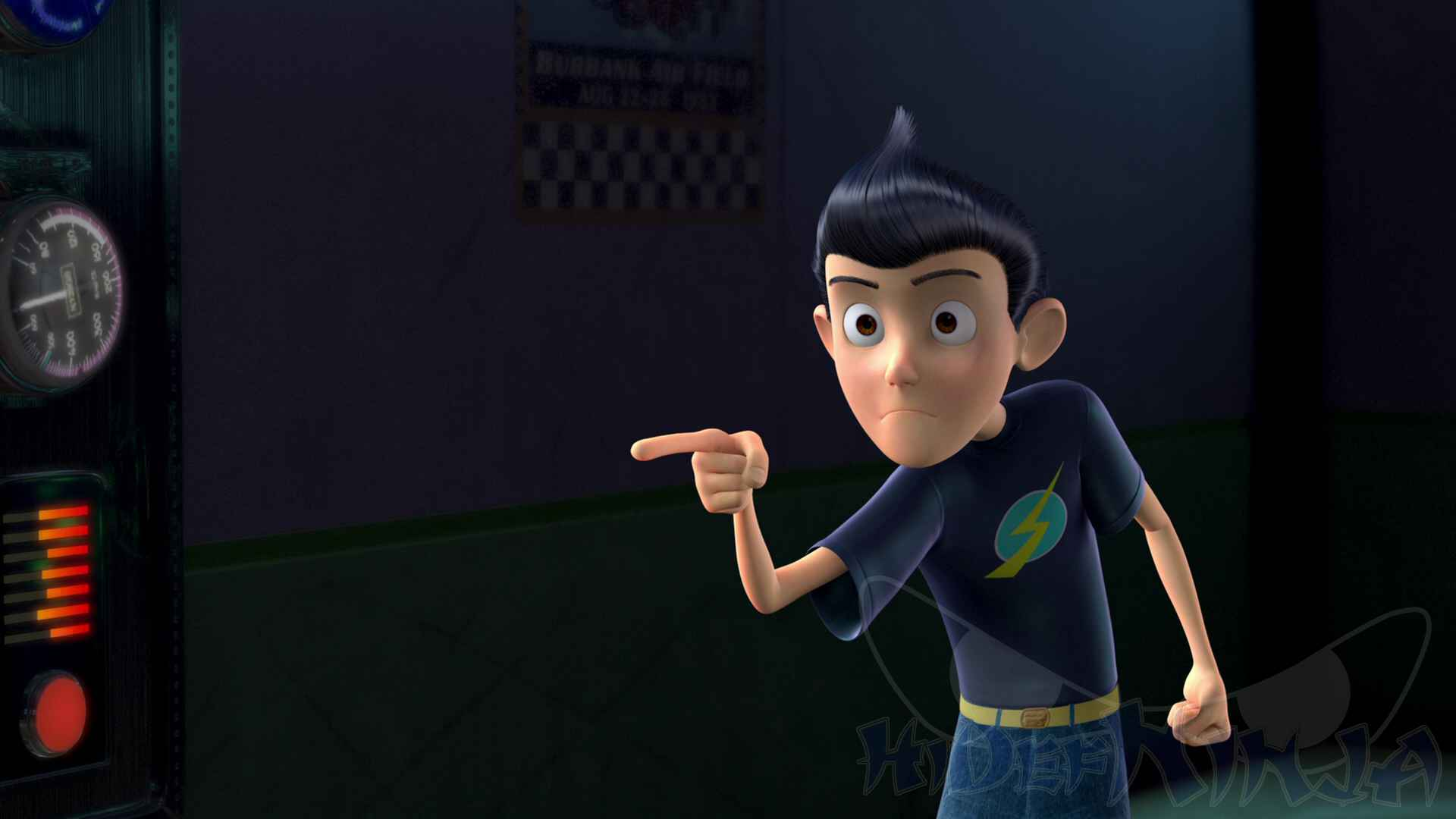 wallpapers: Meet The Robinsons Wallpapers
