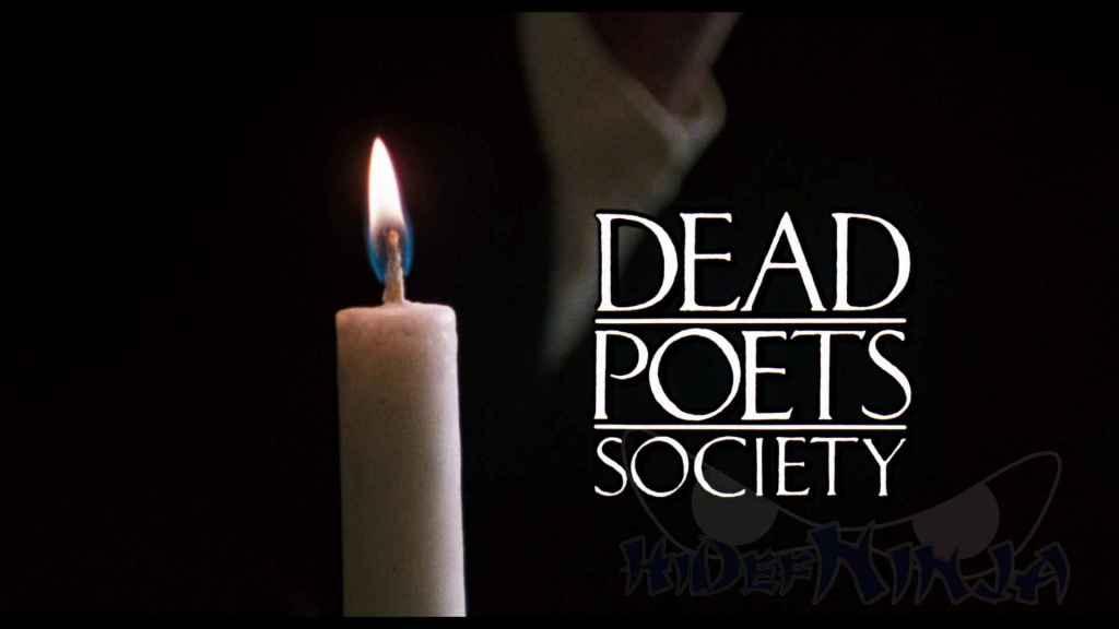 Dead Poets Society Blu Ray Review Hi Def Ninja Blu Ray