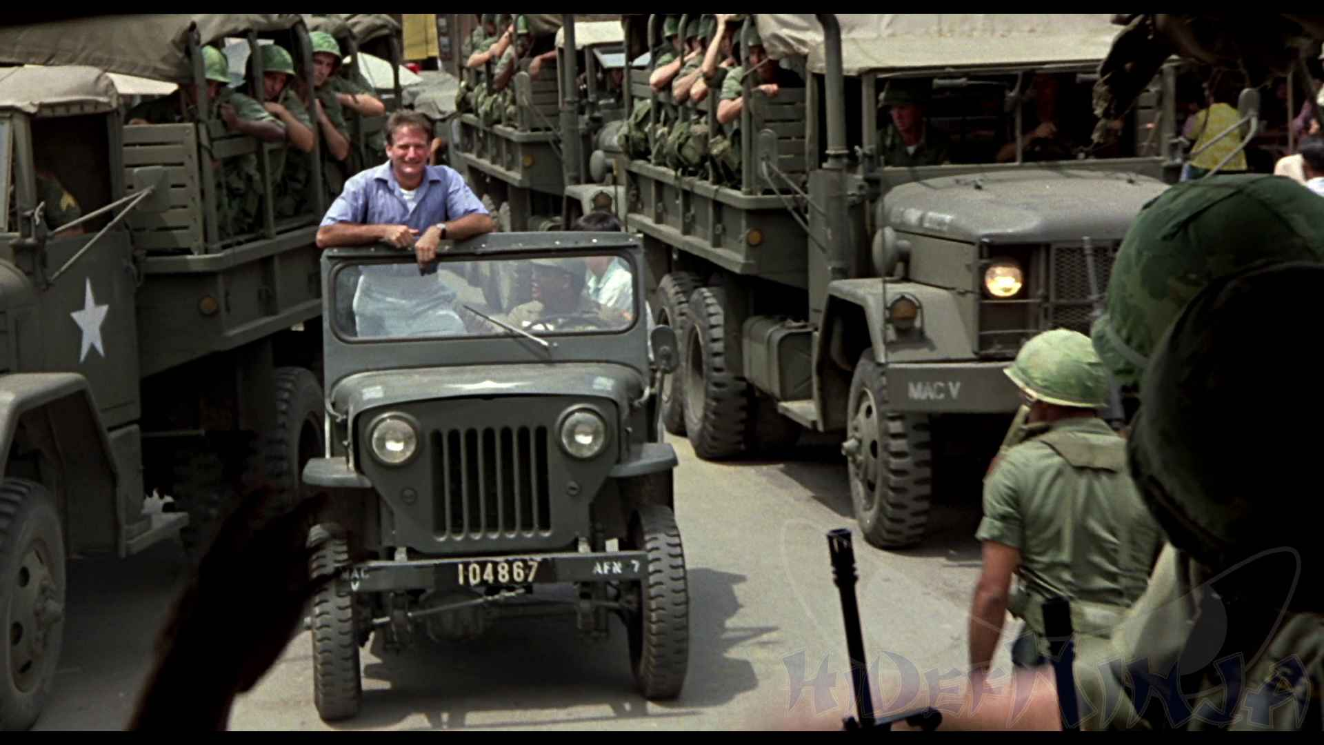 Good Morning Vietnam Pantip : Good morning vietnam blu ray review hi def ninja