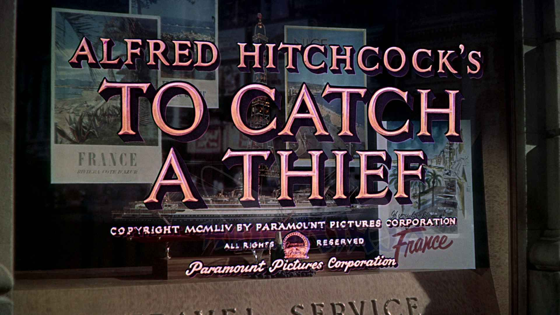 To Catch A Thief Blu Ray Review Hi Def Ninja Blu Ray Steelbooks