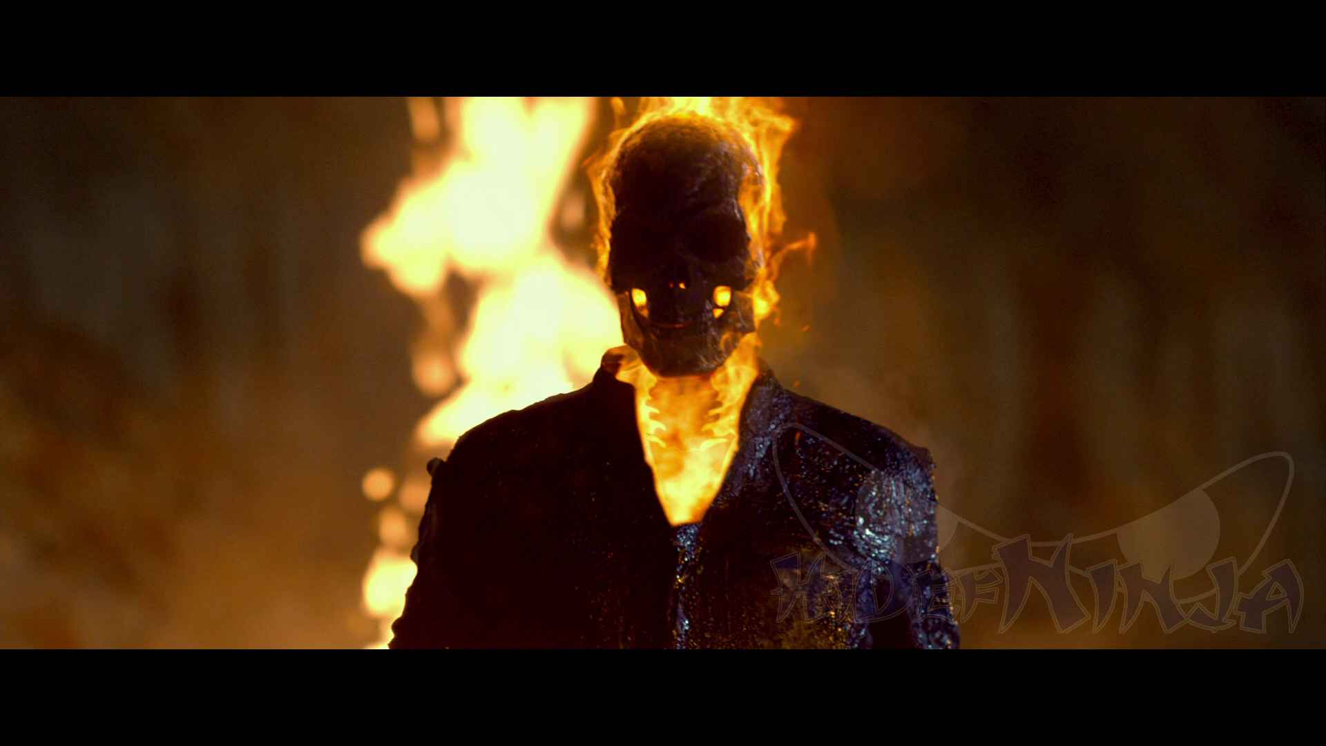 Ghost Rider Spirit Of Vengeance Blu Ray 3D Review
