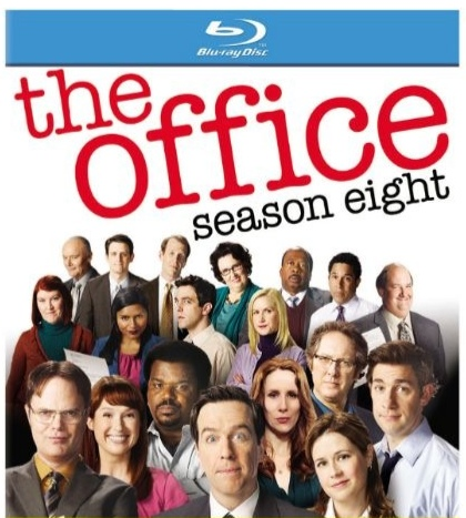 The office season eight announced hi def ninja blu ray steelbooks pop culture movie news - The office online season 6 ...