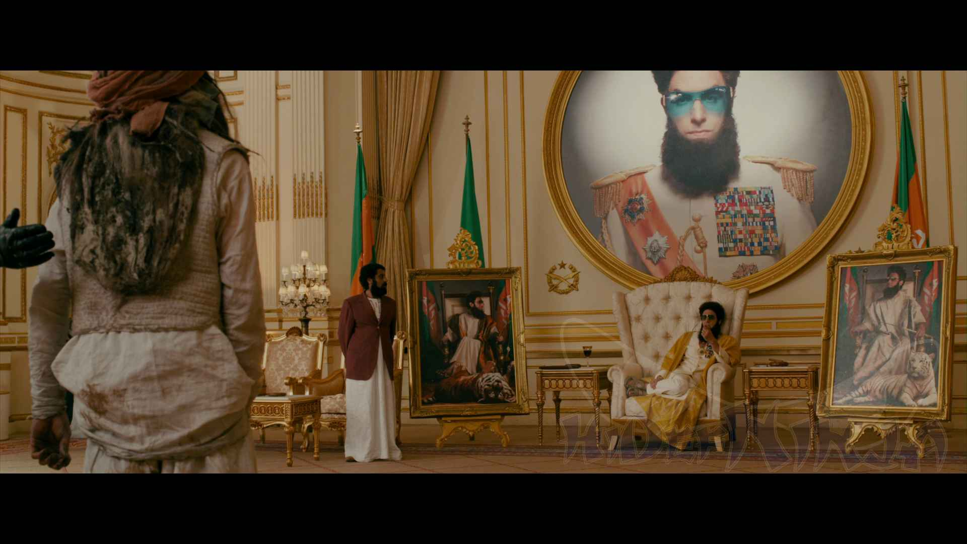 the dictator banned and unrated bluray review hidef