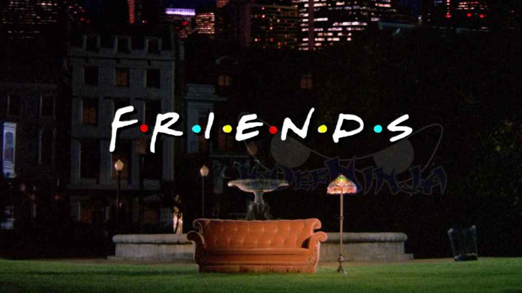 Friends The Complete Second Season Blu Ray Review Hi