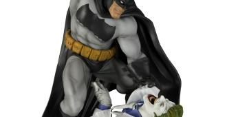 Batman joker DKR Kotobukiya statue