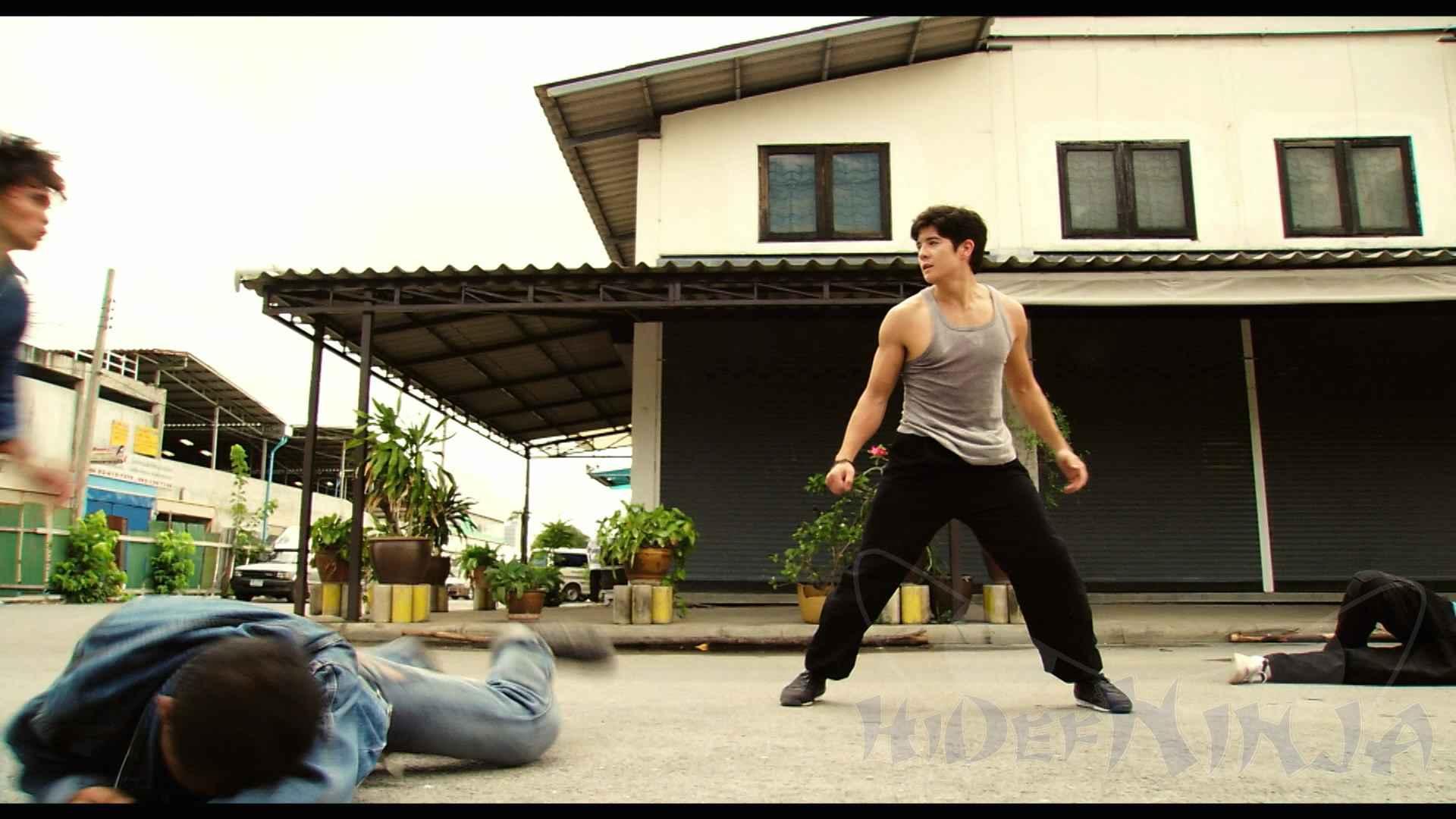 bangkok revenge full movie english version