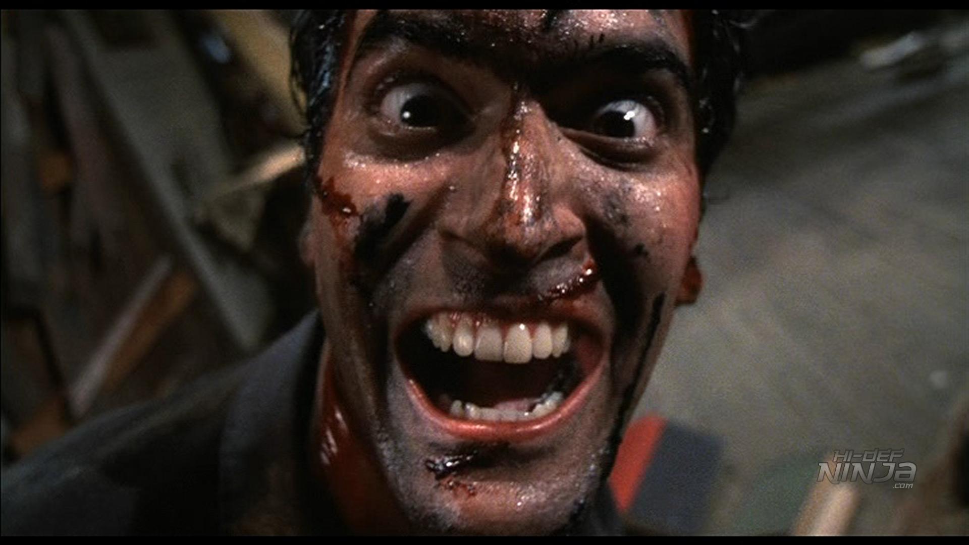 [UK] Evil Dead 2 Blu-Ray Review | Hi-Def Ninja - Blu-ray ...  [UK] Evil Dead ...