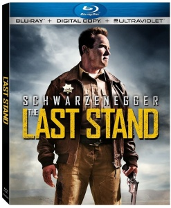 Last stand blu cover