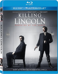 Killing Lincoln blu cover