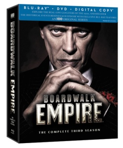 Boardwalk empire S3 cover