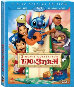 LILO and stitch cover