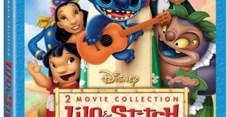 LILO and stitch cover