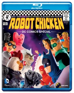 DC robot chicken cover