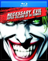 Necessary evil cover1