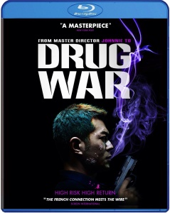 Drug war blu-ray cover