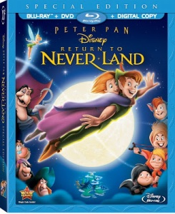 Return to Neverland cover