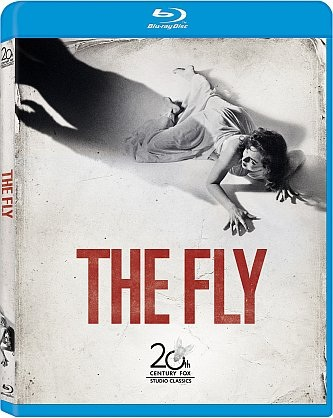 The fly blu-ray cover