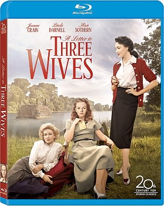Three wives blu-ray cover