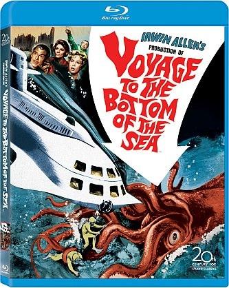 Voyage bottom sea blu-ray cover