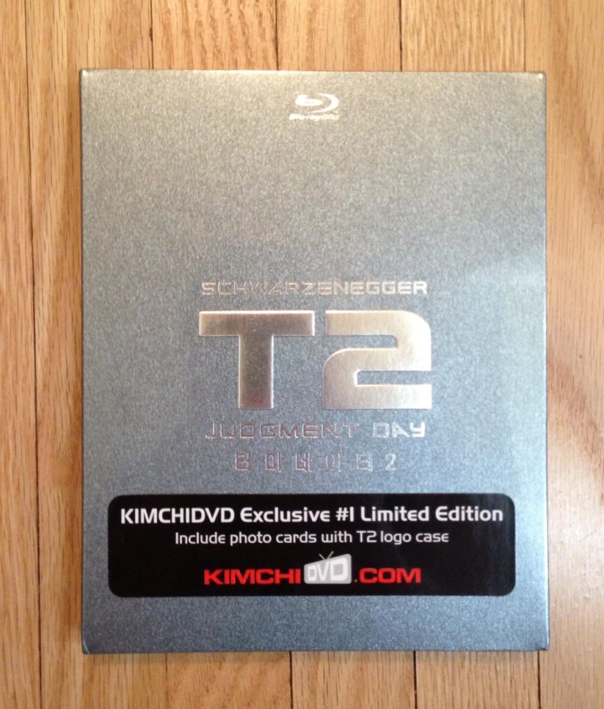 T2 Steelbook