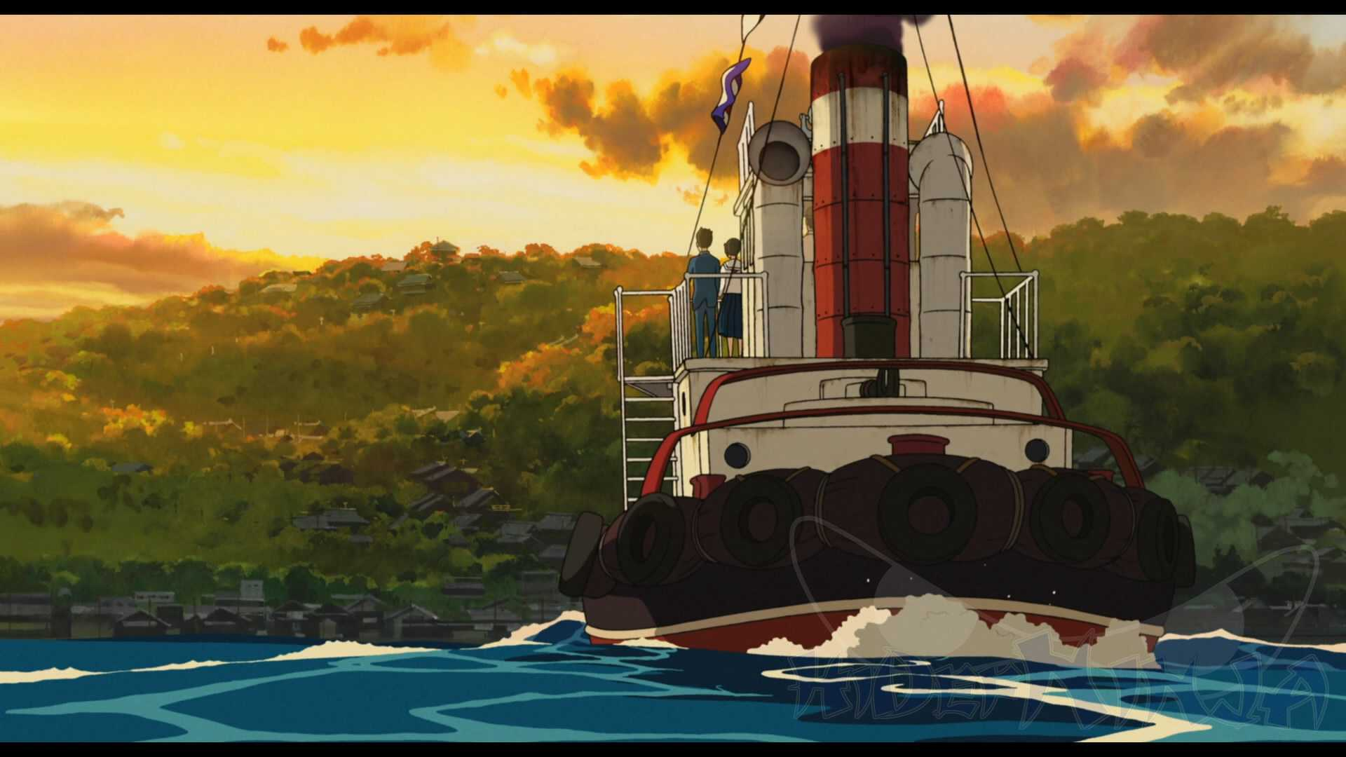 From Up On Poppy Hill Blu Ray Review Hi Def Ninja Blu Ray